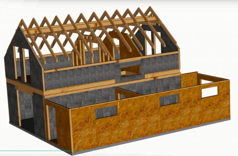 Stavební systém Purlive