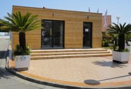modulární dřevostavba KŮLNA v Brně