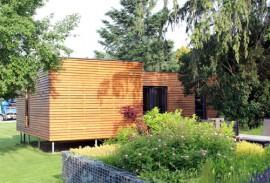 Dřevostavba Kůlna ve Zlíně